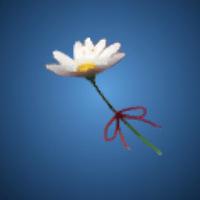 モーリュの花のイラスト