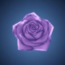 気品の薔薇のイラスト