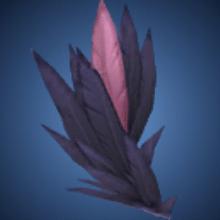 魅惑の羽根