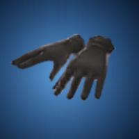 決意の手袋