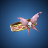 極刑の髑髏蝶