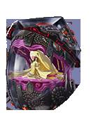 真珠姫ルゥルゥのイラスト