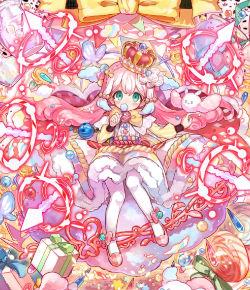 夢菓の綿飴姫フロフィア