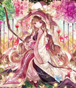 咲き綻ぶ王花ファルゥン