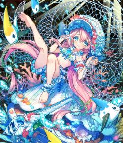 海籠の水庭師シェルフィー