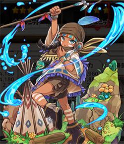 思獣の呪術医タタンカ