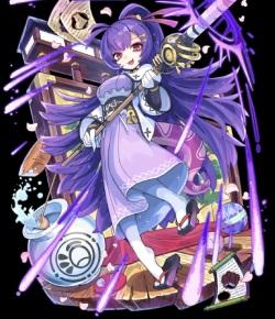 統べる紫蛇へみみ