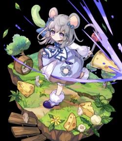 特趣な鼠族エスピエ