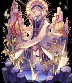 背光の神王子イルハーレ