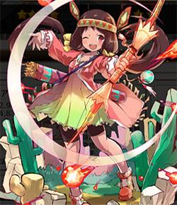 焦熱の弓手イーニア