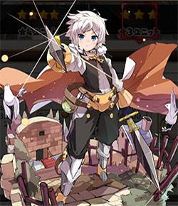 双剣の騎士ケフカ