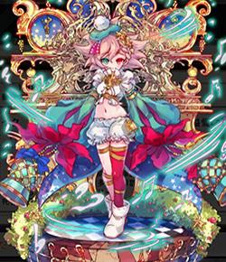 奏詞の歌姫メアモミカ