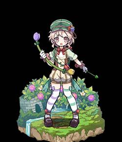 花弓の射手チュリプ