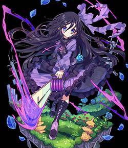 鎖鋸の戦姫スミレ(コラボ)