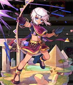 紫月の神官ジェフティ