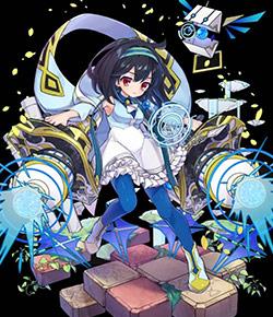 双殲の装姫オラージュ(コラボ)