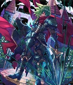 堰楯の鎧騎士ヴェルデ