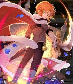盤上の騎士王レオ