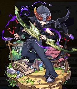 闇根の悪魔ヴァン(コラボ)