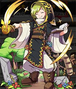 戯笑の呪術師エミリク