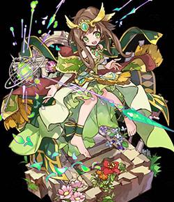 来護の風姫スクルド(コラボ)