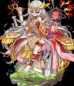 古織の炎姫ウルド(コラボ)