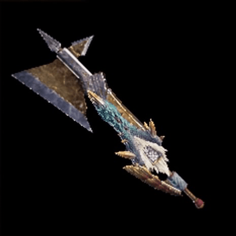 迅雷の断裂斧Ⅰ