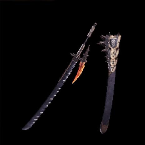 氷河刀【琥珀】Ⅱ