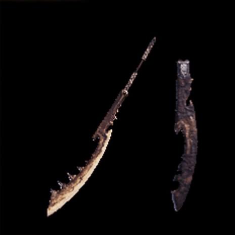 龍封じの古刀Ⅱ