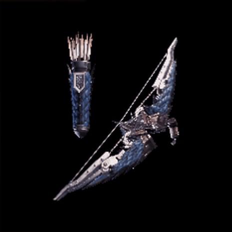 蒼火竜の剛弓