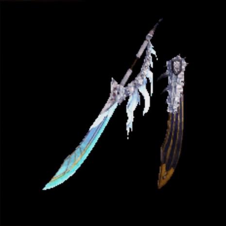 魂焔の龍刀・冥灯
