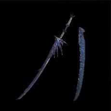 飛竜刀【藍染】