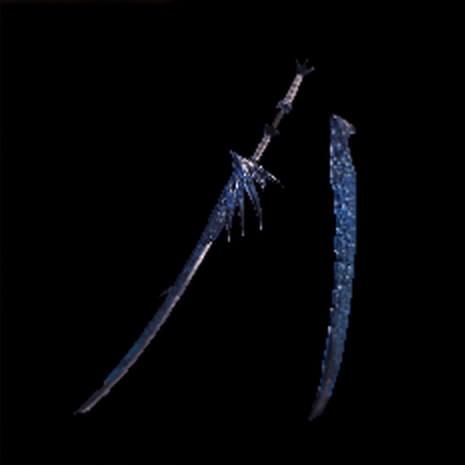 飛竜刀【藍染】改