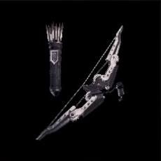 黒鋼の弓Ⅱ