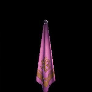 銅章のスカーフ・桜