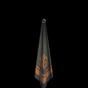 銅章のスカーフ・緑