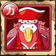赤海賊ペンギン