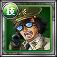 包囲の制服看守(緑)