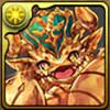 レインボーメタルドラゴンのアイコン