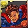 スーパーマンのアイコン