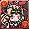 紅焔の舞巫女・ミニちよめ