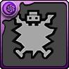 迅竜の豪黒毛のアイコン