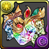 古代の三神面のアイコン