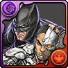 バットマン&サイボーグのアイコン