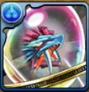 オーロラドラゴンの希石のアイコン