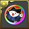 ハッピーたまドラ<br>メダル【虹】