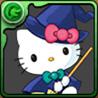 大魔女キティのアイコン