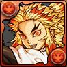 煉獄杏寿郎のアイコン