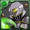 超岩の魔剣士のアイコン