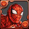 スパイダーマンのアイコン